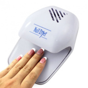Wensltd New Collection! Portable Hand Finger Toe Nail Art Polish Paints Dryer Blower Mini Tool