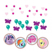 My Little Pony Party Confetti Table Sprinkles - 34g