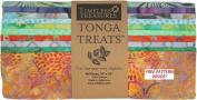 Tonga Treats Tahiti Squares 40 25cm Squares Layer Cake Timeless Treasures Fabrics