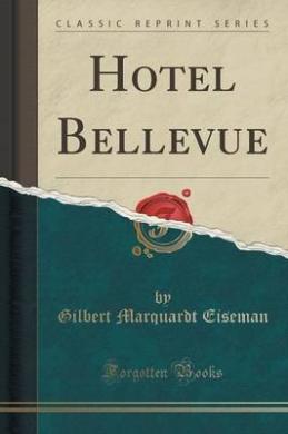 Hotel Bellevue Epub Free Download