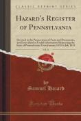 Hazard's Register of Pennsylvania, Vol. 11