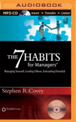 The 7 Habits for Managers [Audio]