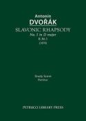 Slavonic Rhapsody in D Major, B.86.1