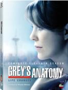 GREY'S ANATOMY - SEASON 11 (DVD - STD) [DVD_Movies] [Region 4]