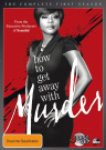 How To Get Away With Murder Season 1 [Region 4]