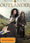 OUTLANDER - SEASON 1 PART 2 - [DVD_Movies] [3 Discs] [Region 4]