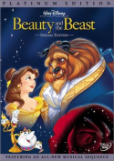 BEAUTY AND THE BEAST  [DVD_Movies] [2 Discs] [Region 4]