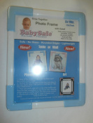 BabySafe PICTURE FRAMES 20cm X 25cm BLUE PACK OF 2
