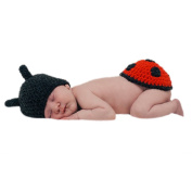 Newborn Baby Girl Boy Knit Crochet Photo Photography Prop Outfit Costume