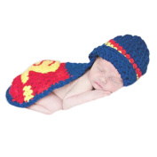 Baby Newborn Suit Photography Photo Prop Outfit