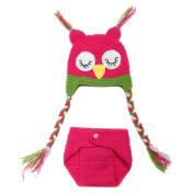 Photography Prop Crochet Cap Beanies Baby Hat Girl Boy Beanies Dinosaur Photography Hats Baby Animal Hat Cap
