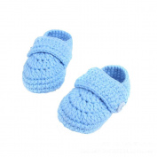 CreazyDog® Soft Handmade Knit Sock Infant Shoes Casual Baby Prewalker