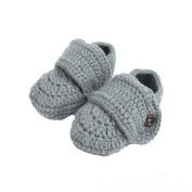 CreazyDog® Soft Handmade Knit Sock Infant Shoes Casual Baby Prewalker