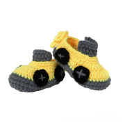 CreazyDog® Crib Crochet Casual Baby Handmade Knit Sock Infant Shoes
