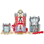 Playskool Heroes Marvel Super Hero Adventures Iron Man Armour Up Fortress