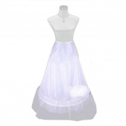 Zimo Wedding Prom Gown 1 Hoop Petticoat Underskirt Crinoline