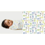 Swaddleme Swaddling Blanket Comfortable and Secure - Size Small Sizefits Infants 3.2-6.4kg