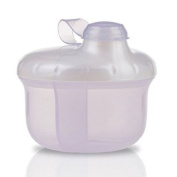 Nuby Milk Powder Dispenser, Pink