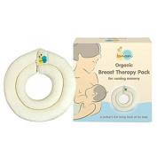 Lamoon Organic Breast Therapy Pack Nursing Pad
