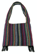Cross Body Hippie Embroidered Handmade Cotton Bag Hobo Yamm Shoulder Bag