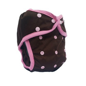 Kissa's Friendship Collection Waterproof Nappy Cover, Ava
