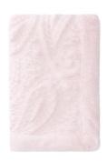 Kyle & Deena Plush Pink Paisley Baby Blanket