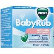 Vicks BabyRub Soothing Ointment -- 50ml