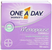 One-A-Day Women's Menopause Formula Multivitamin, 50-tablet Bottle by One-A-Day
