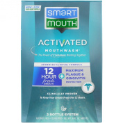 SmartMouth Advanced Clinical Formula Activated Mouthwash, Fresh Mint