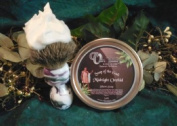 """Soap of the Gods """"Midnight Orchid"""" Shaving Soap"""