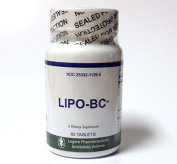 LIPO BC -- [60 TABLETS] -- LIPOTROPHIC WEIGHT LOSS SUPPLEMENT