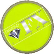 Diamond FX Neon Face Paint - Yellow