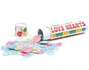 SUCK UK Love Hearts Party Scatter Confetti