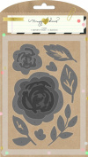 Crate Paper Maggie Holmes Confetti Flower Die Set