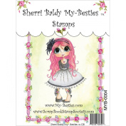My-Besties MYB4 Clear Stamp, Gill, 10cm x 15cm