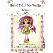 My-Besties Clear Stamps, Fairy Petal, 10cm by 15cm