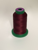 ISACORD 40 Trilobal Polyester Embroidery Thread 40 wt. 1000M Red Colours