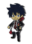 Blue Exorcist Rin Embroidered Patch