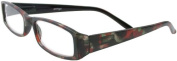 About Eyes G392 Multicolour Reading Glasses - Strength + 3.50 with Pouch