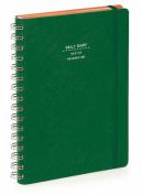 Nava 2016 Diary Daily Medium Green