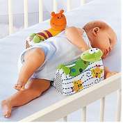 SafeDreams Universal Adjustable Support System for Bassinets and Cribs
