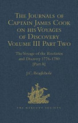 The Journals of Captain James Cook on His Voyages of Discovery