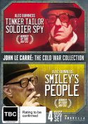 Tinker Tailor Soldier Spy / Smiley's People [Region 4]