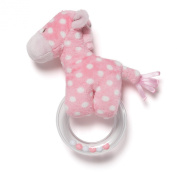 Gund Baby Lolly Pony Baby Ring Rattle