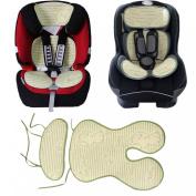 AutumnFall(TM) New Summer Carts Mats Reusable Stroller Seat Cushion General Flax Mats