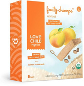 Love Child Organics Fruity Chomps - Apricot - 140ml