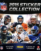 2015 Panini NFL Football Sticker Album Book
