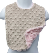 Reversible & Adjustable Minky Bib