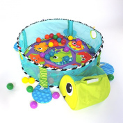 Baby playmat activity gym ball pit 3in1 multi-use babies & toddlers superb fun