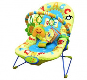 Animal Letters Baby Bouncer Cradle Vibrating and Music